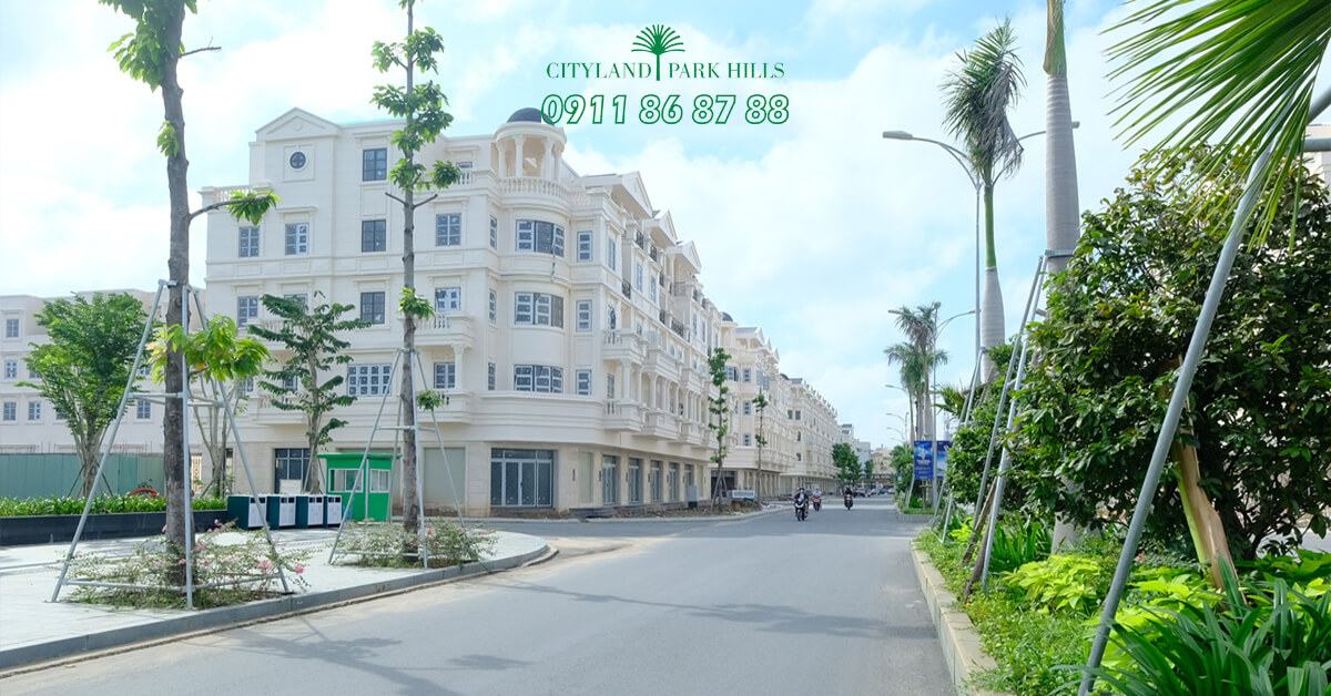 nha pho thuong mai cityland park hills