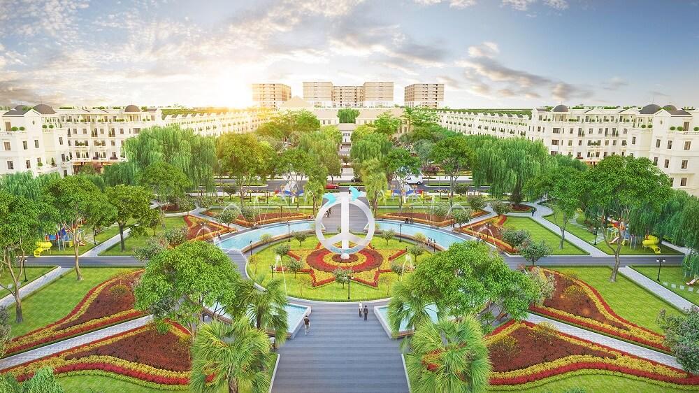 cong vien 2ha du an cityland park hills go vap