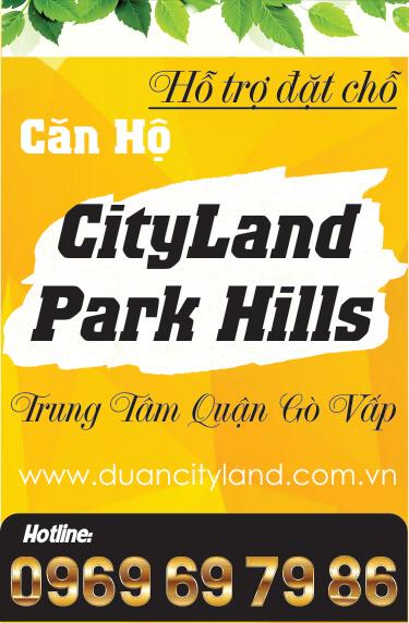 Can ho Cityland phan van tri go vap