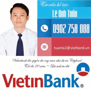 Hỗ trợ vay vốn Ngân hàng Vietinbank