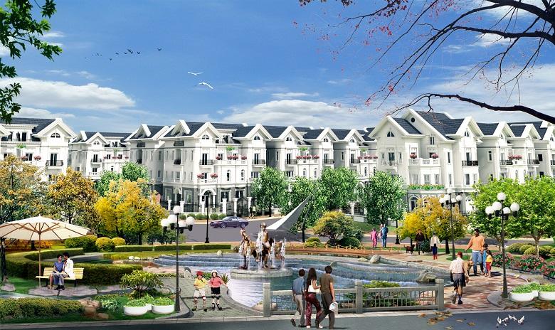cong vien cityland garden hills