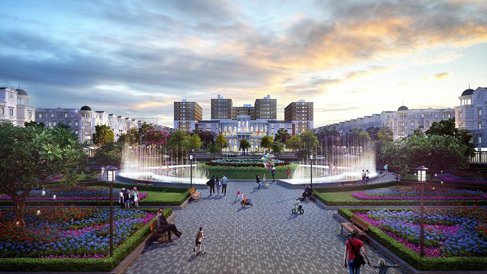 Khu can ho cityland park hills 18 phan van tri go vap