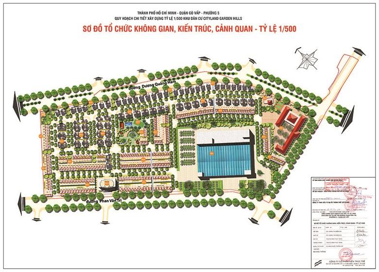 mat bang cityland garden hills