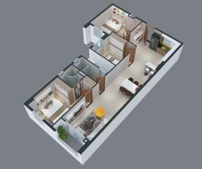 Park Hills Apartment 1 - CH3.02.18