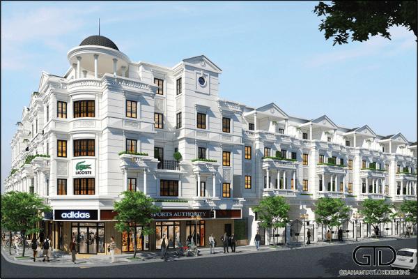 Bán nhà phố Cityland Park Hills L17 - 30 giá 10.953 tỷ