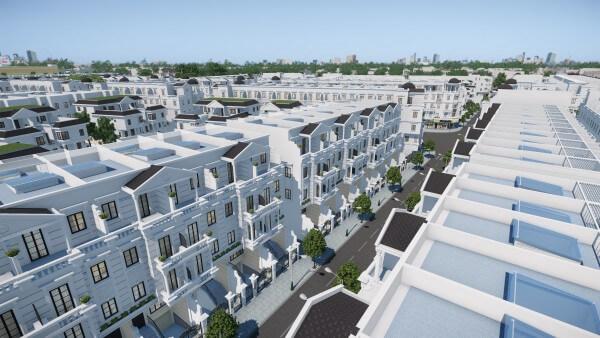 Bán nhà phố Cityland Park Hills L17 - 29 giá 10.908 tỷ