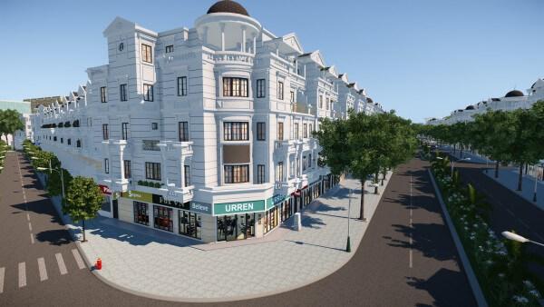 Bán nhà phố Cityland Park Hills L17 - 33 giá 10.908 tỷ