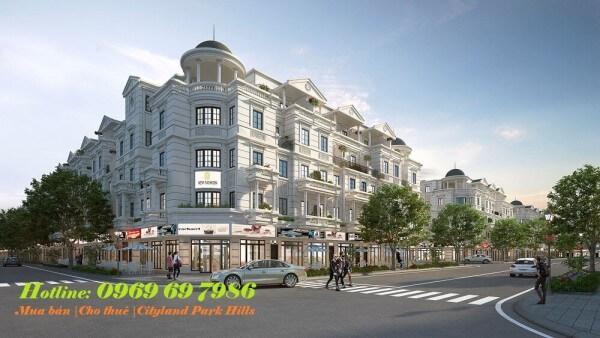 Chính chủ gửi bán mặt tiền Cityland Phan Văn Trị giá 25 tỷ