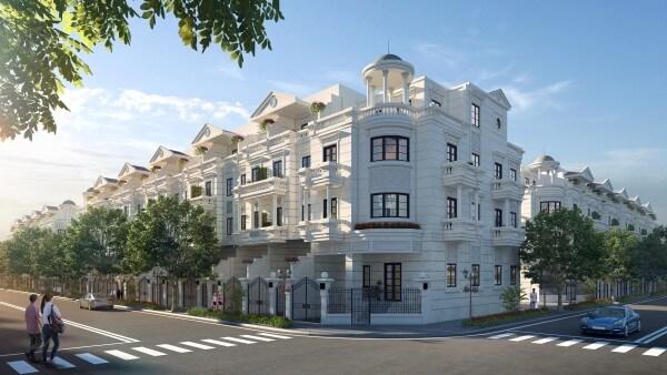 Bán nhà phố Cityland Park Hills L17 - 35 giá 10.908 tỷ