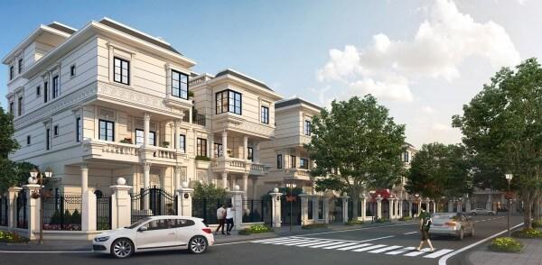 Bán biệt thự Cityland Park Hills Gò Vấp LV10.04 giá 23.1 tỷ