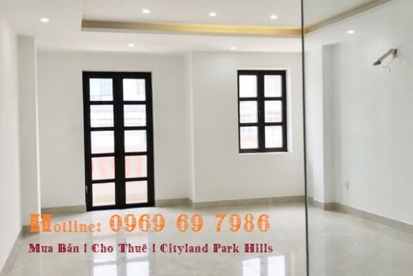 Cho thuê mặt tiền Cityland Park Hills -  Phan Văn Trị
