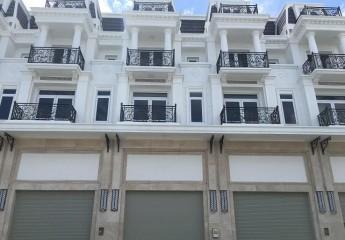 Cho thuê nhà phố Cityland Center Hills, mặt tiền Trần Thị Nghĩ, mặt tiền 10m