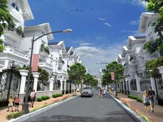 Bán biệt thự đơn lập Cityland Garden Hills - EMart - nhà xây sẵn. Giá 18 tỷ TL.