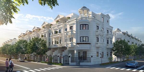 Bán nhà phố Cityland Park Hills L50.02 - Hướng Đông