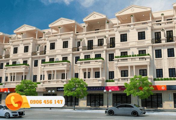 Bán nhà phố thương mại Cityland Park Hills L21 - 04 giá 10.908 tỷ
